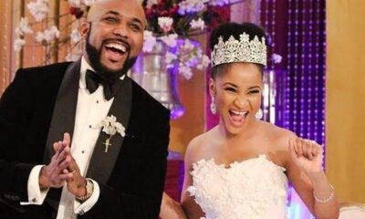 Banky W and wife Adesua celebrate 3 years of infectious LOVE