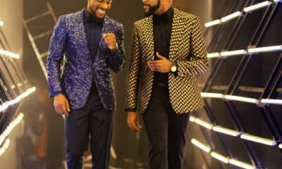Throwback Picture Of Tobi Bakre And Banky W