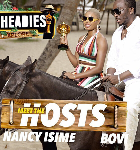 It's Official : Meet the Hosts for the #14thHeadies, Nancy Isime & Bovi