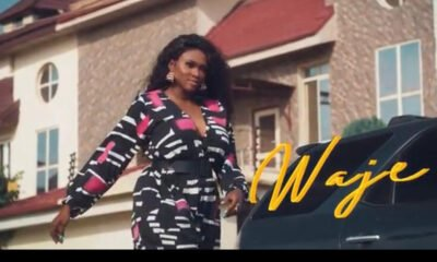 Best Thing by Waje starring Ric Hassani