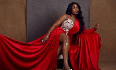 Bisola Aiyeola is Plus One