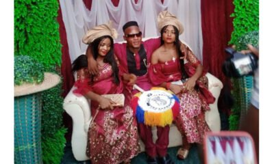 Man Married Twin Sisters because They Can't Leave Apart