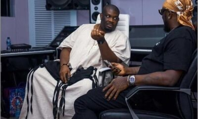 Don Jazzy And Peruzzi Has Something To Say About Valentine's Day