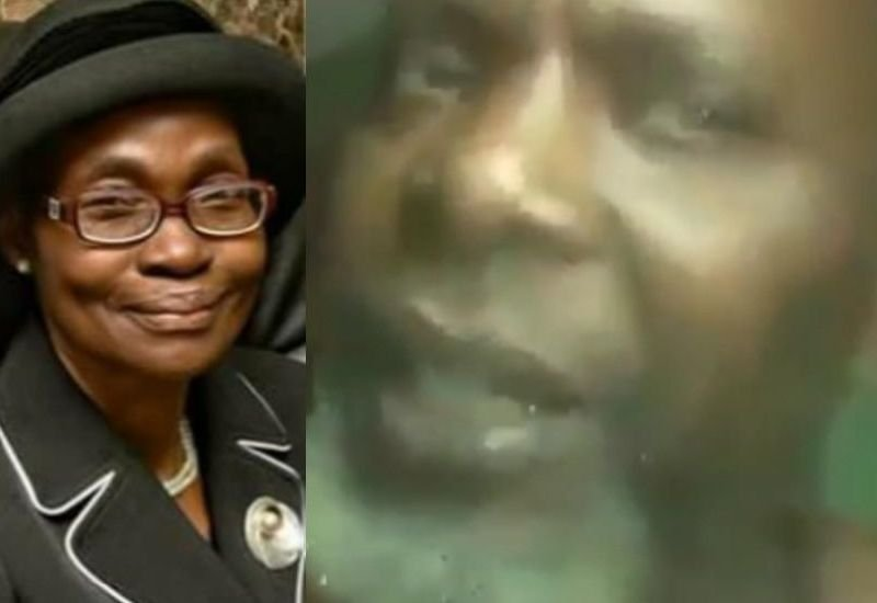 Man Cries Out From Ondo State Prison- Accuses His half-sister, Chief Justice of Ondo state of using her position to keep him in jail