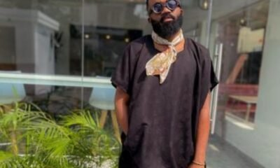 Noble Igwe's impeccable style and fashion statement