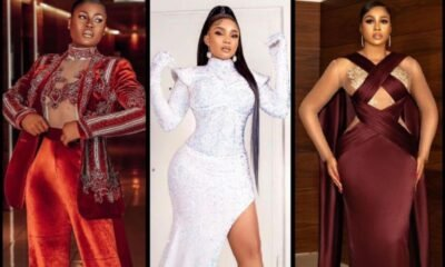 Celebrities Who Stormed The #14thHeadies Elegantly