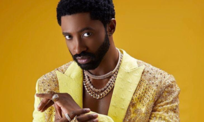 "Ric Hassani Announces New Album Release Date ""The Prince I Became"""