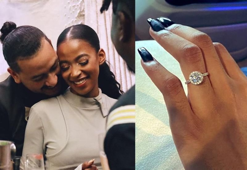 South African Rapper AKA Is Engaged