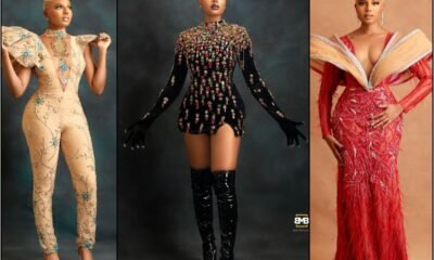 Nancy Isime's Six Outfits As Host For The #14thHeadies