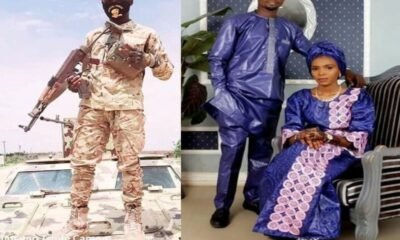 Newly wedded soldiers Killed Fighting Boko Haram