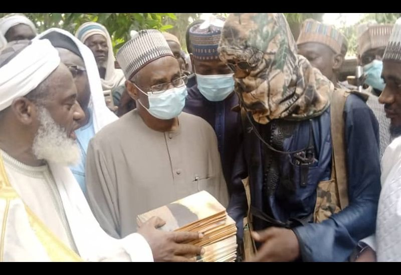 Sheik Gumi Helped FG Negotiate The Release Of Kagara Student