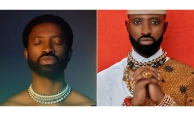 My New Single Has Been Banned By NBC - Ric Hassani