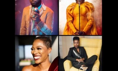Davido, Tiwa Savage, Yvonne Orji, And Other Nigerians Bag Nominations For 2021 NAACP Image Awards