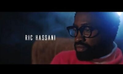 "Ric Hassani serves the video for ""Thunder Fire You"""