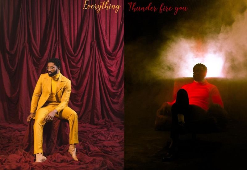 "Ric Hassani render Two New Singles as promised ""Everything"" & ""Thunder Fire You"" off Forthcoming Album ""The Prince I Became"""