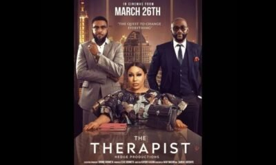 """""""The Therapist"""" A Movie Centered On Nollywood Veteran Actress, Rita Dominic"""