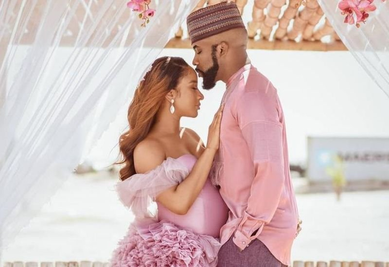 Adesua Etomi and Banky W Are Expecting First Child