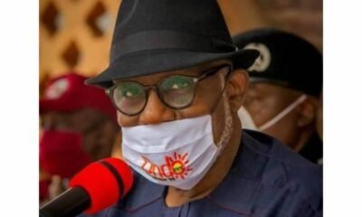 Governor Akeredolu Requested The Mandatory Recitation Of Oodua Anthem In All Schools In Ondo State