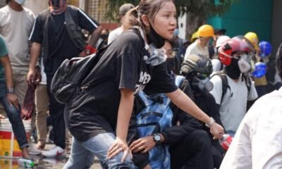Share My Body Part If Am Killed In This Protest, Say A 19 year old Asian Lady