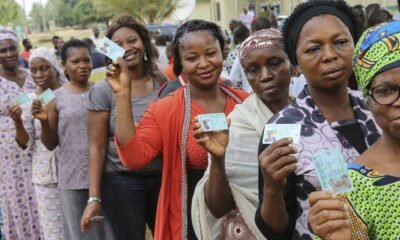 INEC Officially Set Dates For The Resumption Of Voters Registration
