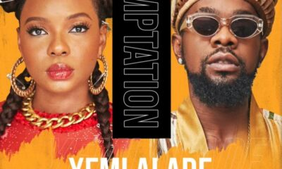 temptation by yemi alade